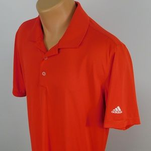 Adidas Golf short sleeve polo shirt.  M